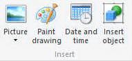 Desktop Composition Redirection wordpad example